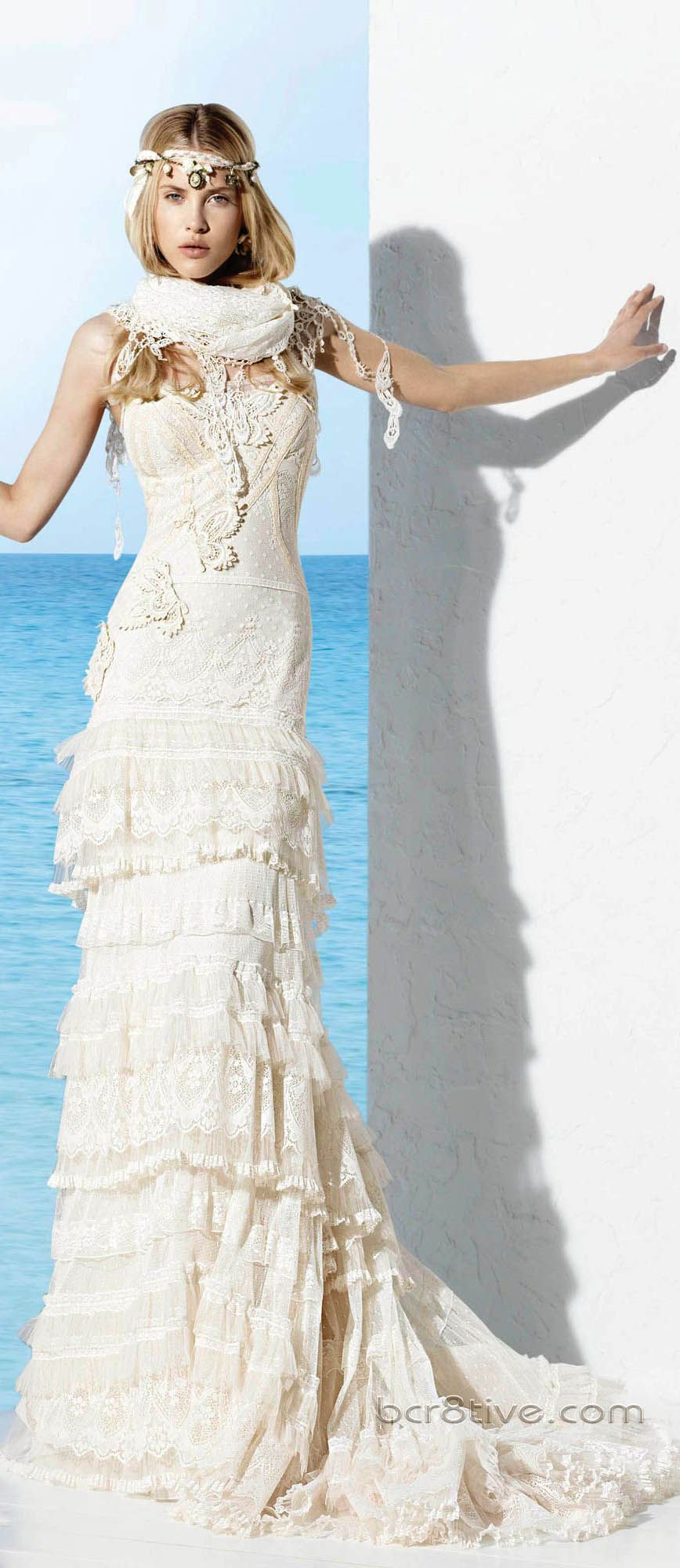 Yolan Cris 2013 Ibiza Bridal Collection | Bridal collection, Ibiza ...