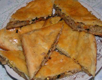 Оборудование для приготовления пирога и кулебяки