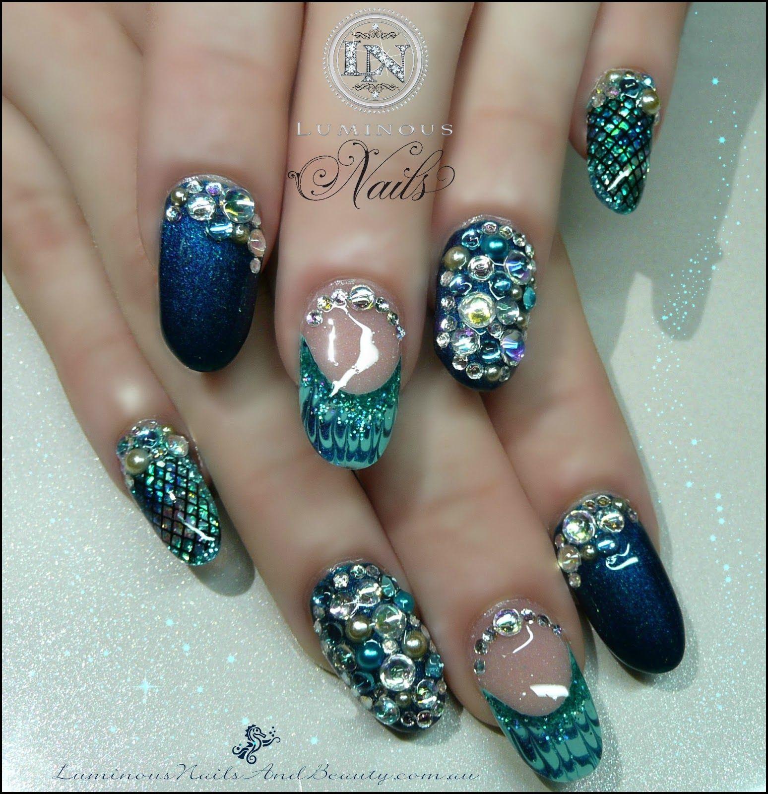 Luminous Nails: May 2013   Nail Designs and Polish   Pinterest ...
