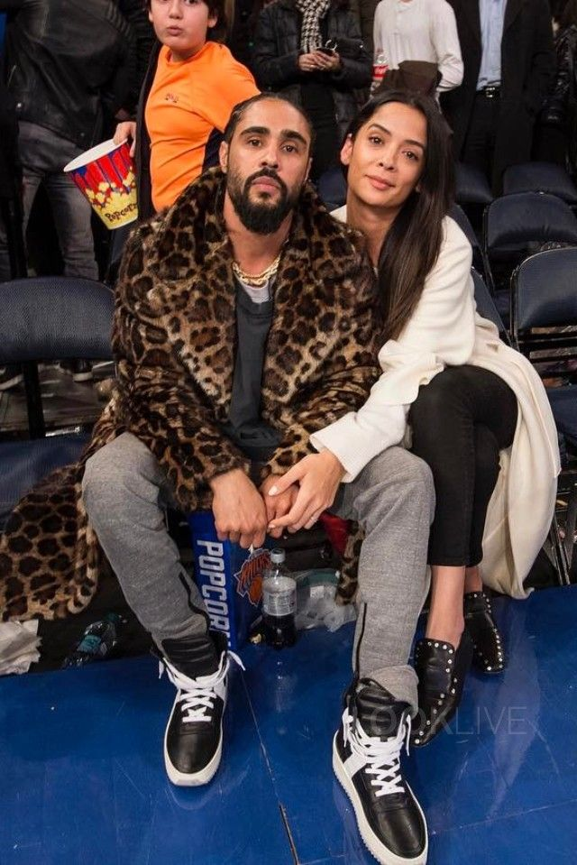Jerry Lorenzo wearing Fear of God Fifth Collection