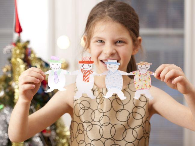 15 Christmas Crafts Around the Web