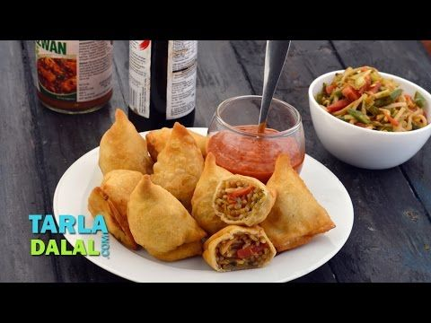 Chinese samosa video by tarla dalal recipe video indian and food chinese samosa video by tarla dalal recipe forumfinder Gallery