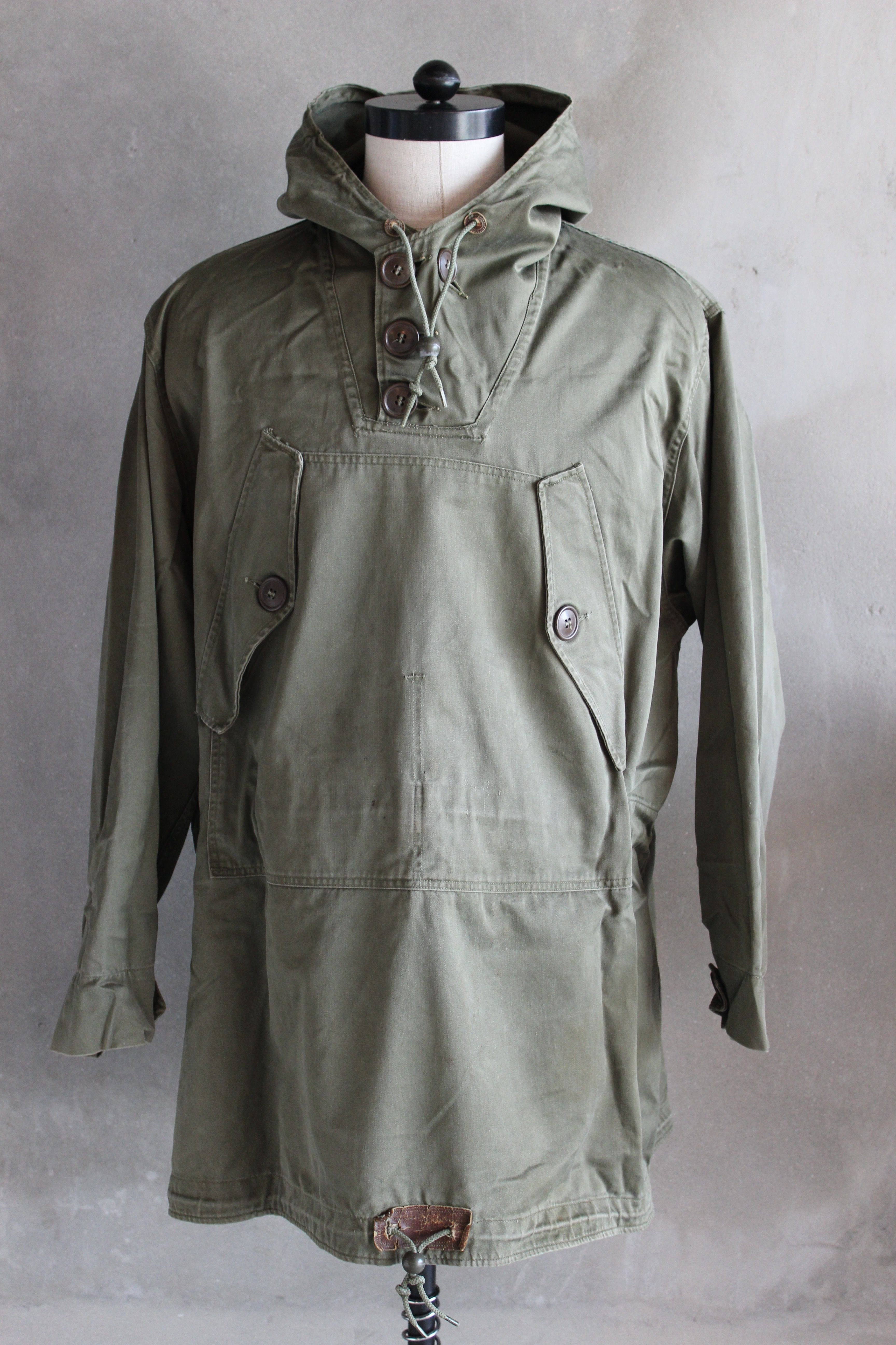 US Army M43 Parka (dated 1948).