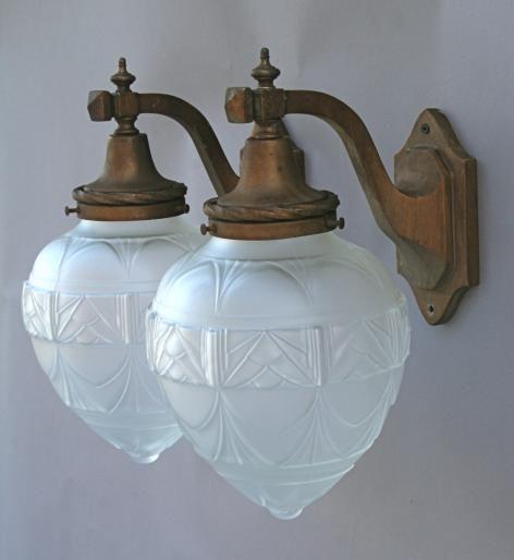 Outdoor Antique Lighting 1759 pair 1930s exterior sconce lanterns antique outdoor pair 1930s exterior sconce lanterns antique outdoor workwithnaturefo