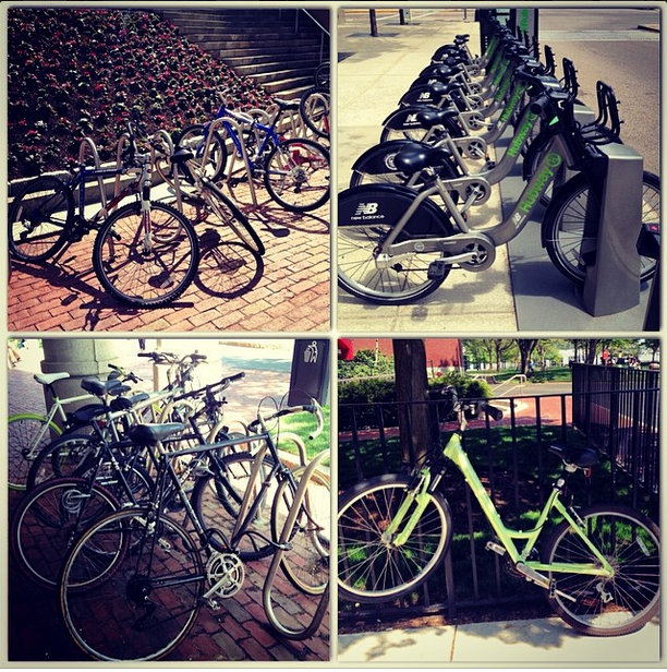 Would you say we have some bike friendly students around