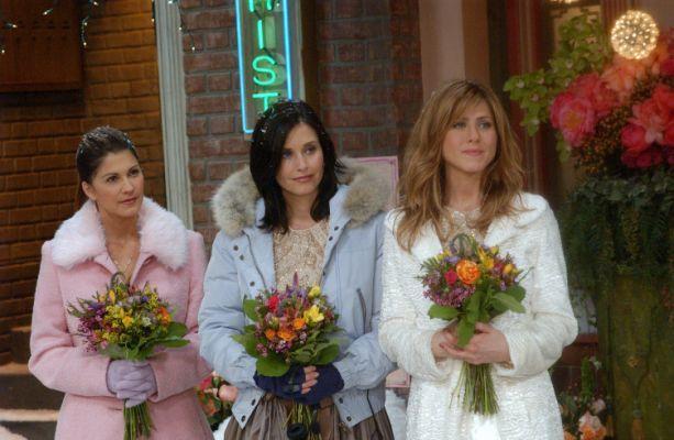 Rachel And Monica Bridesmaid Dress Phoebe Wedding Yahoo Search Results Wedding Gallery Bridesmaid Dresses Winter Wedding