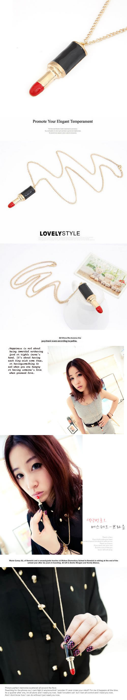 C04531sa Idr 19 K Kalung Fashion Korea Pinterest Love Happiness