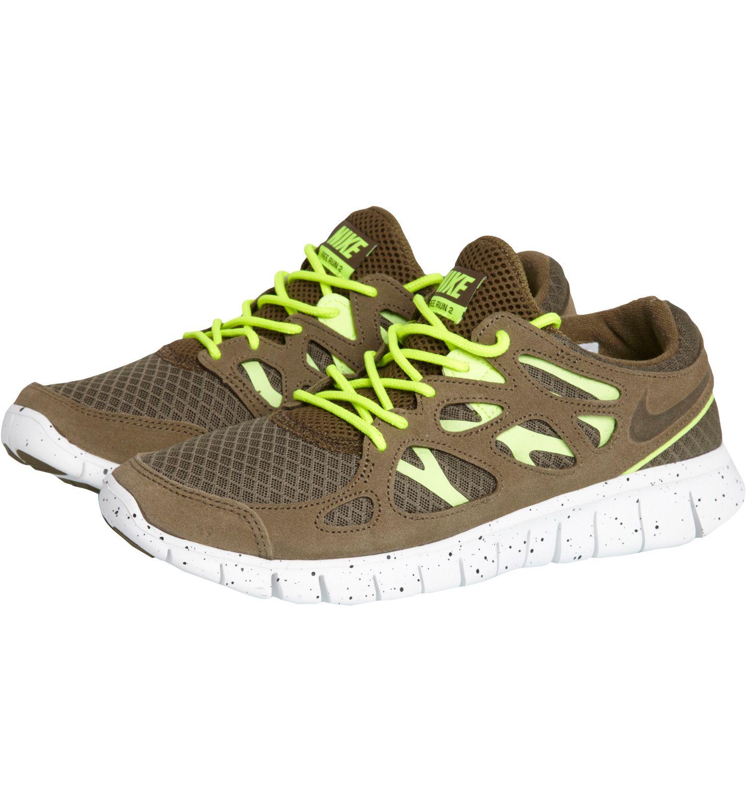 nouveau style 5fbcc 2ec68 Nike Free Run +2 Ext / Vert | E-shop Citadium | trainer fetish