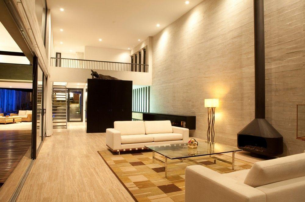 70 Moderne, Innovative Luxus Interieur Ideen Fürs Wohnzimmer   Glastisch  Weiss Ledersofa Idee Design Wohnidee Modern