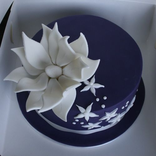Simple And Elegant Cakes Birthday For Adults