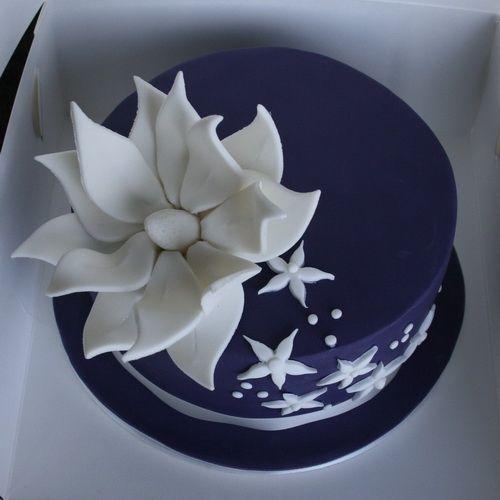 Peachy Simple And Elegant Cakes Birthday Elegant Birthday Cakes For Funny Birthday Cards Online Barepcheapnameinfo