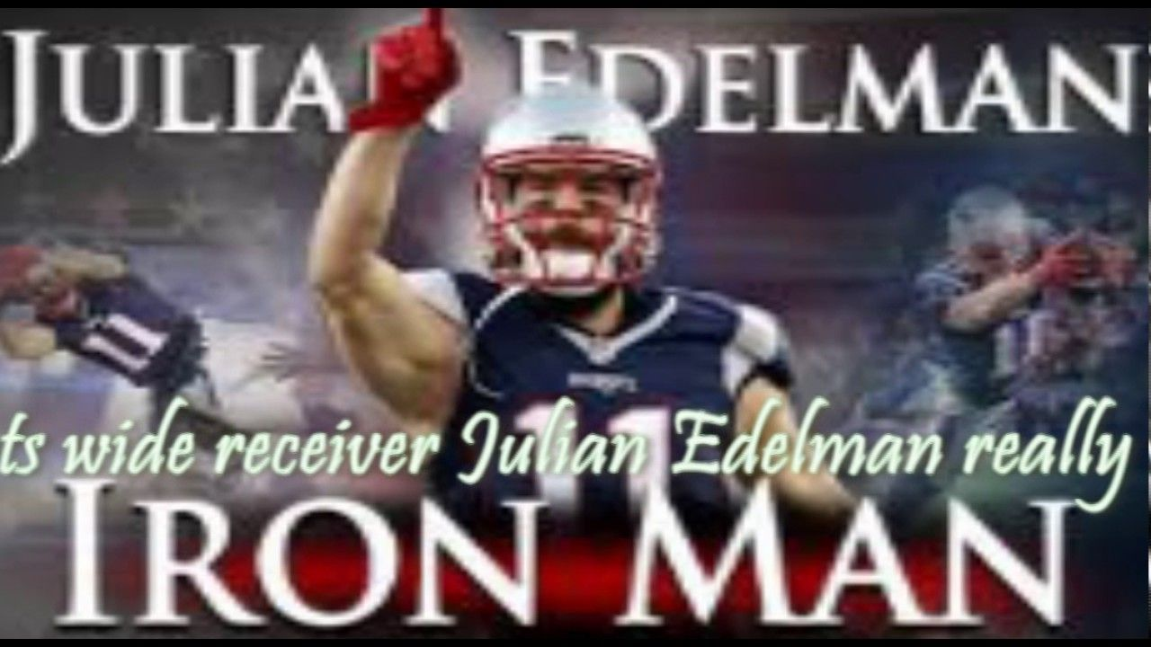 Julian Edelman Didn T Even Know He D Made The Catch That Saved The Super Julian Edelman New England Patriots Man