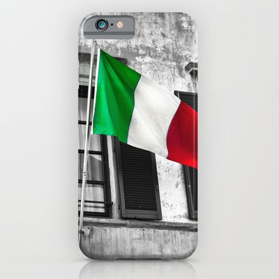 For those who feel an overwhelming sense of Italian Pride. (because italy and italians are amazing!!! but then again, i'm a little biased)  xoxo http://society6.com/product/italian-pride_iphone-case?curator=lieslmarelli
