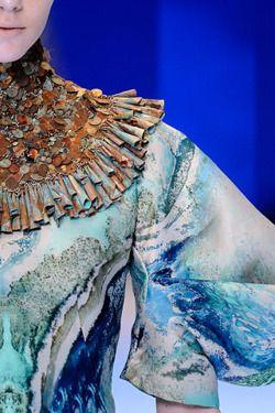 """Alexander McQueen, """"Plato's Atlantis"""" Spring/Summer 2010"""