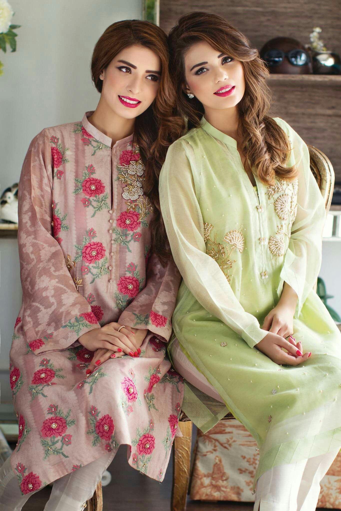 4b7f906227 Agha Noor 2016   styles   Dresses, Pakistani dresses, Pakistani ...