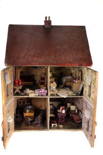 Gdl Auctions Auction 81 Catalogue Tiny Stuff Doll House Joy