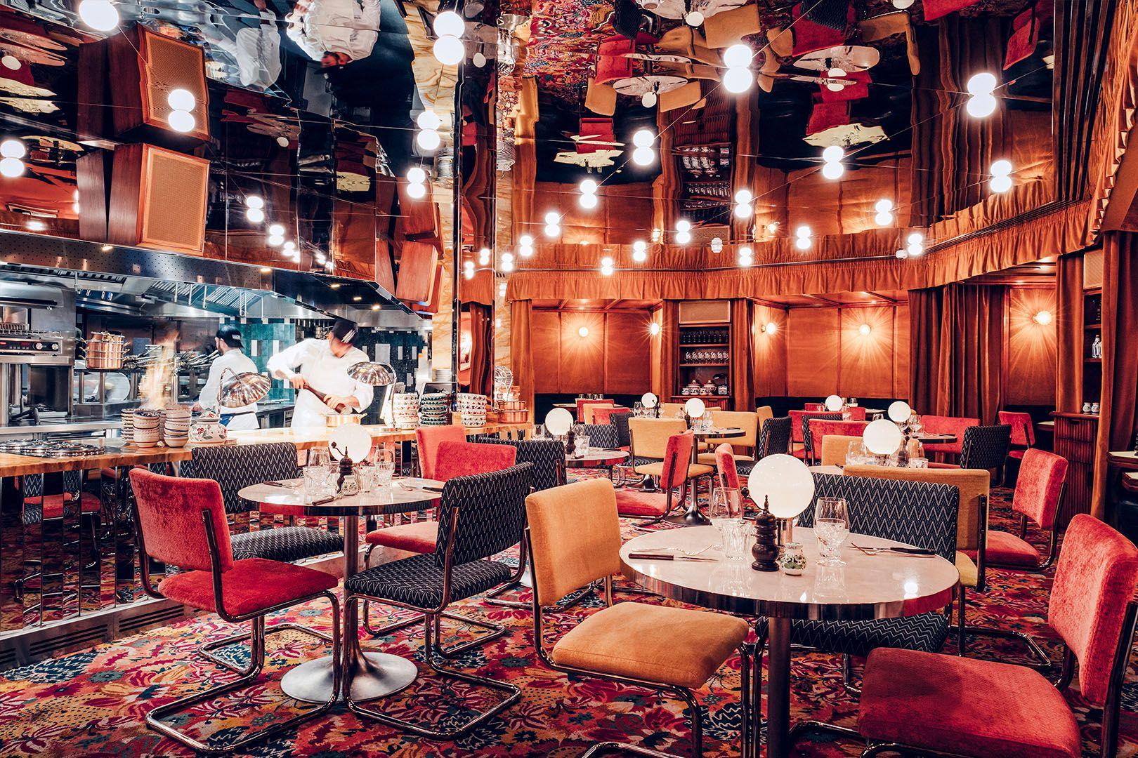 Gloria London Restaurants Italian Restaurant French Restaurants