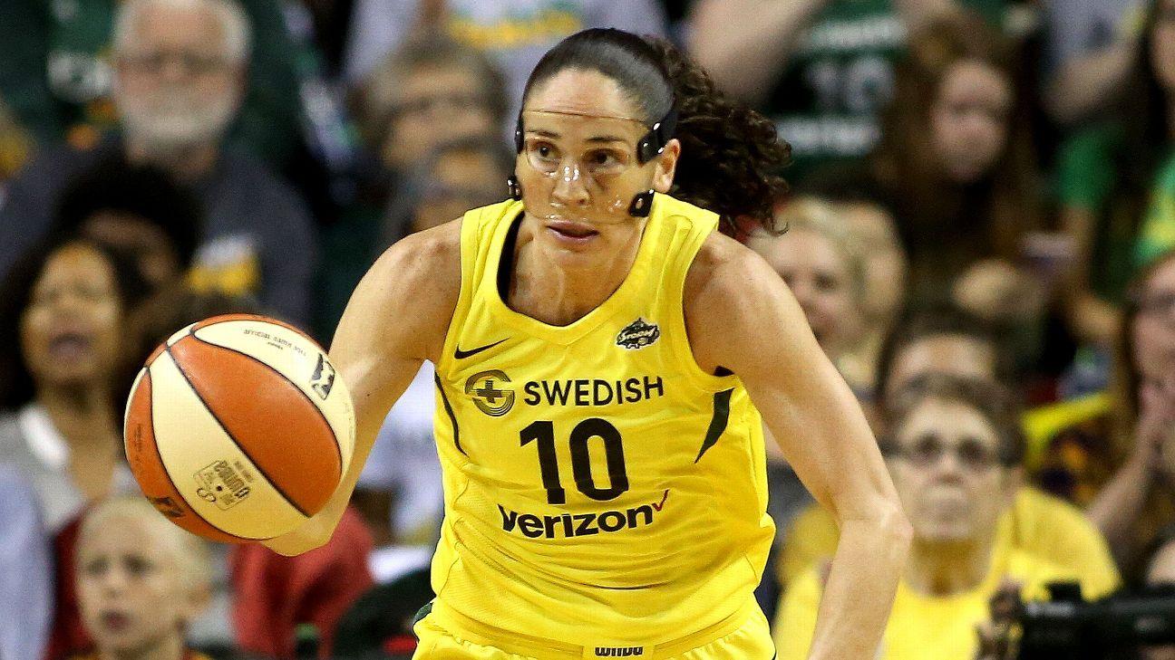 Bird, Storm cap long journey back to WNBA title Wnba