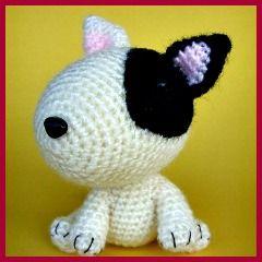 Fox Terrier Amigurumi Patron : Diversidades: patrones gratis de crochet, amigurumi y ...