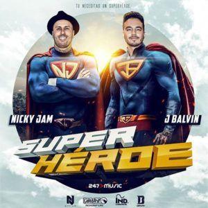 Descargar Mp3 Nicky Jam Ft J Balvin Superheroe Gratis Jbalvin Super Héroe Reggaeton