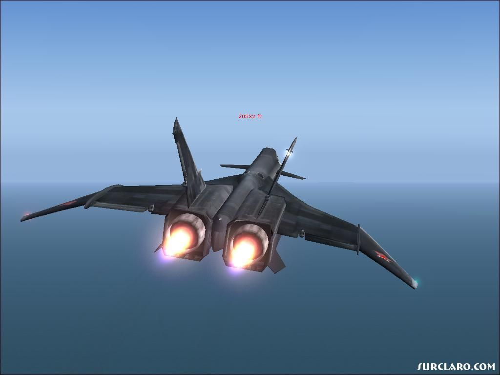 Air Fighter, Fighter