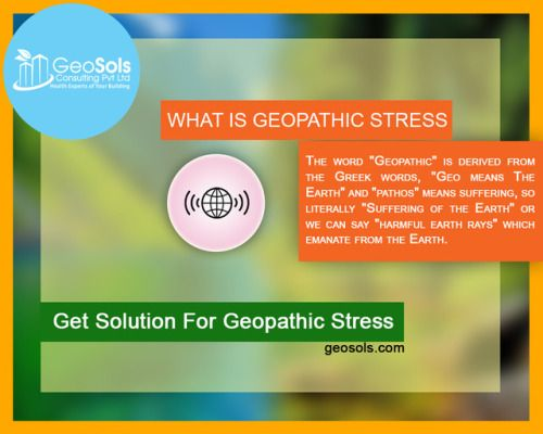 Geopathic stretch is an aggravated electromagnetic field of the ...