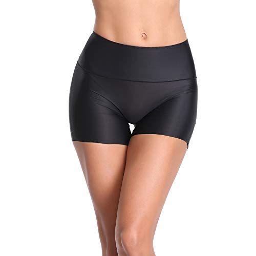 ca751a9685b Seamless Shaping Boyshorts Panties for Women Tummy Control Mid Waist  Shapewear Underwear