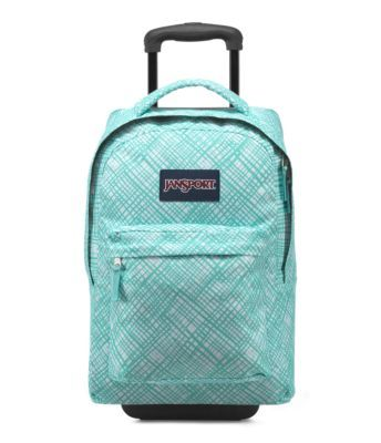Wheeled superbreak® backpack | Shops, Jansport and The o'jays