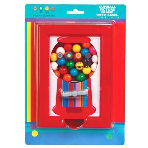 Dylans Candy Bar Gumball Filled Picture Frame For The Office