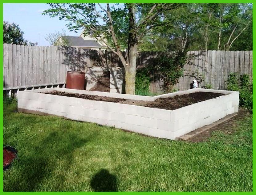 raised-garden-bed-plans-concrete-blocks.jpg (831×631 ...