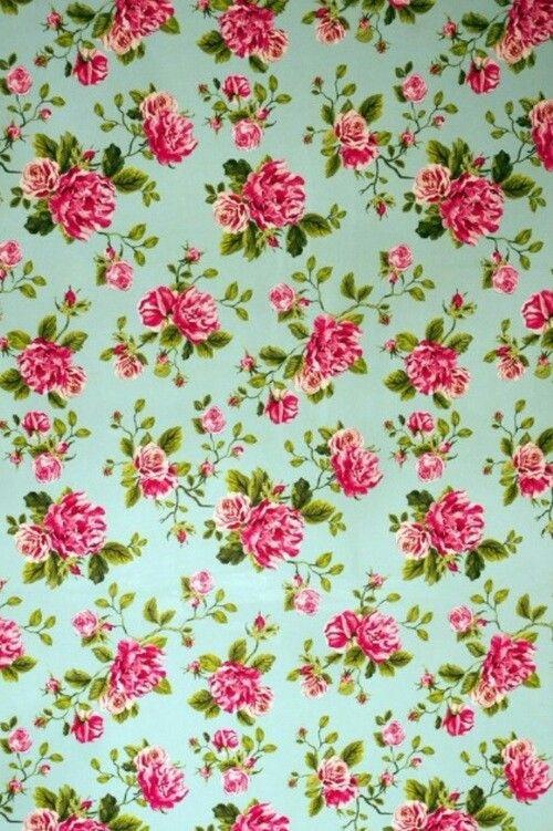 mint floral wallpaperbackgroundlock screen lindsey