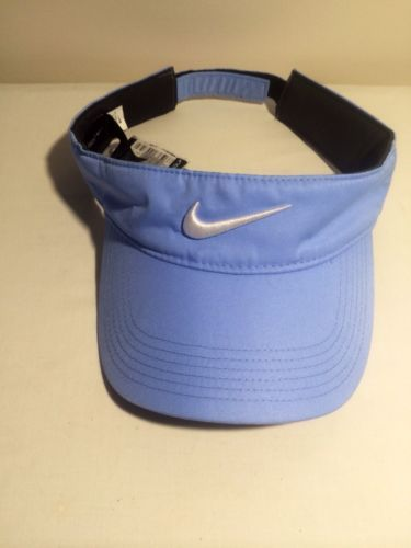 nike sun visor unisex adult dri fit 20xi hat light blue. Black Bedroom Furniture Sets. Home Design Ideas