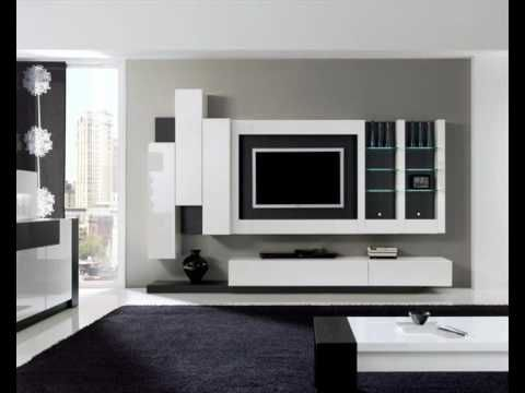 9 salones modernos www muebles salvany es - YouTube | modulares ...