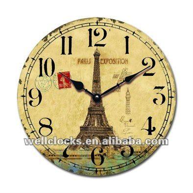 Relógio selo colecionador