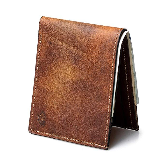 Bifold Wallet Made In Usa Mens Leather Bifold Wallets Main Street Forge Review Leather Bifold Wallet Leather Men Leather Wallet