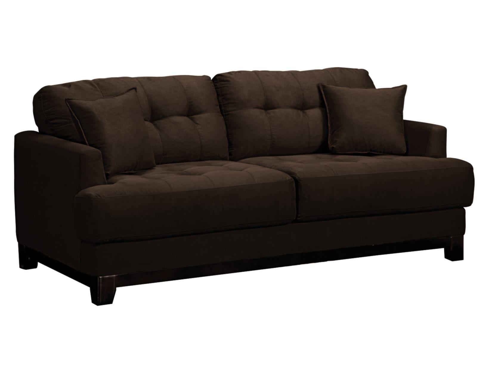 Calypso Chocolate Sofa