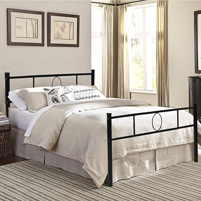 Best Amazon Com Greenforest Full Size Bed Frame Platform With 640 x 480