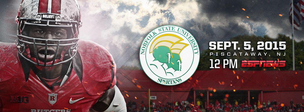 2015 Rutgers Football Headers On Behance Rutgers Football Football Rutgers
