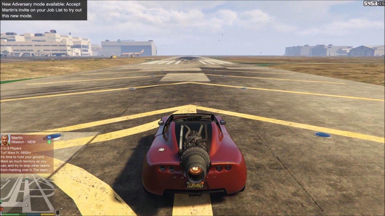 Rocket Voltic vs Ramp Buggy #GrandTheftAutoV #GTAV #GTA5