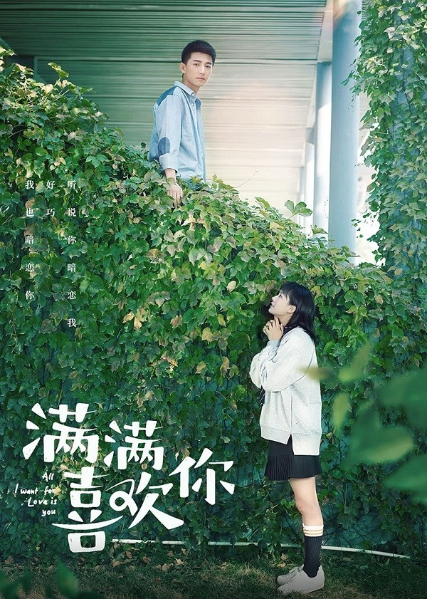 Phim Vo Cung Thich Anh Tập 9 10 Vietsub All I Want For Love Is You 2019 Diễn Vien Phim Truyền Hinh đang Yeu