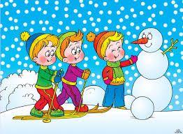 Картинки по запросу зима картинки для детей | Детские ...