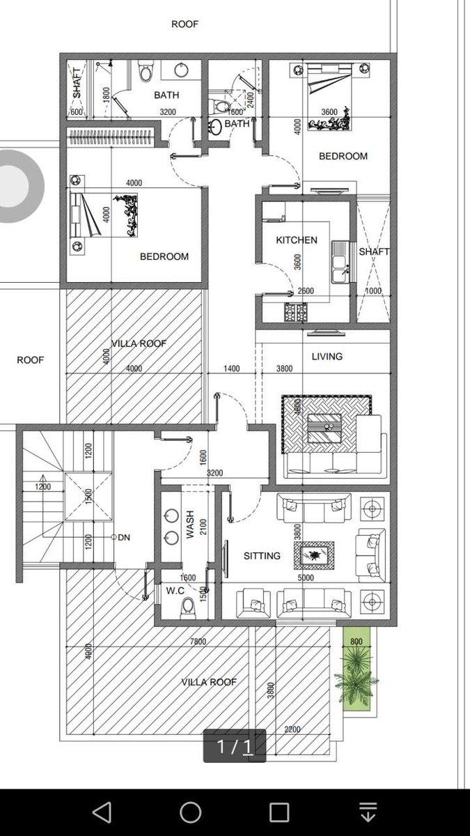 فهد Drehimm تويتر Model House Plan Bungalow House Design Small House Floor Plans