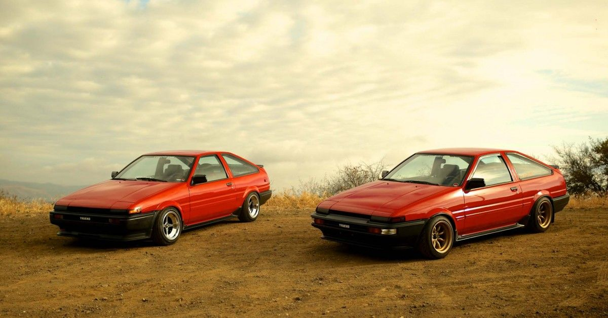 A Brief History of the Toyota AE86 Corolla Ae86, Toyota