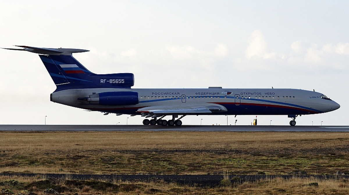 Russian Inspectors To Conduct Observation Flight Over Turkey In 2020 Observation Open Sky Confidence Building
