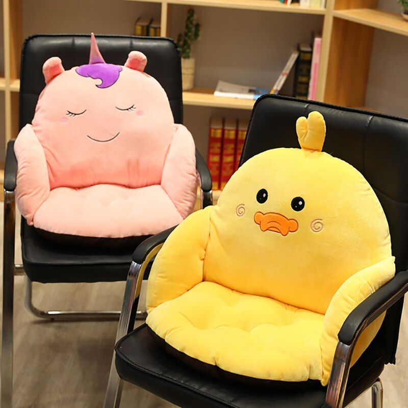 Cartoon Baby Chair Cushion Pads Toddler Soft Home Sofa Support Seat Pads Floor Cushion Chair Pillow Toddler For 1 10 Yea In 2020 Baby Chair Chair Cushions Chair Pillow