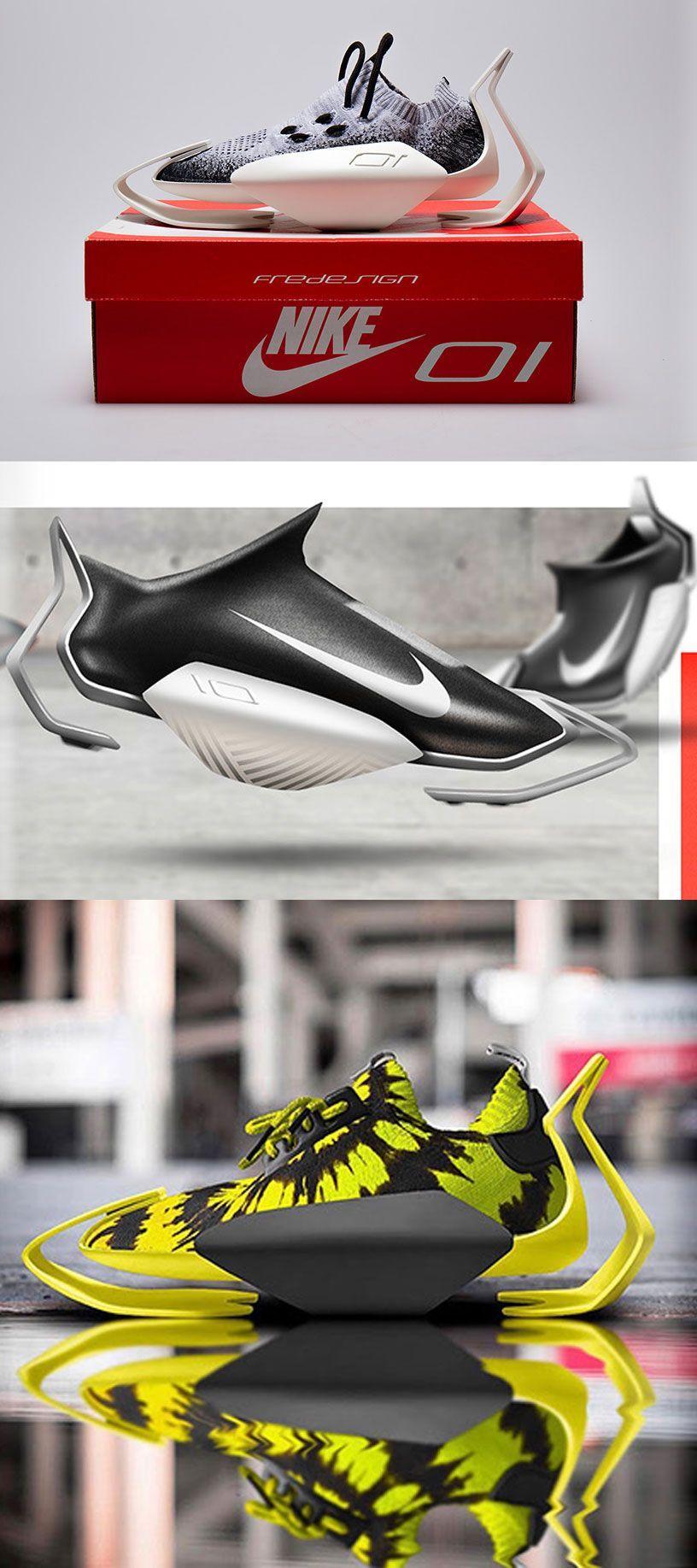 Frederick Phua – CONCEPT FOOTWEAR #designinspiration