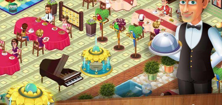 Resultado de imagen para Star Chef: Cooking & Restaurant Game Apk