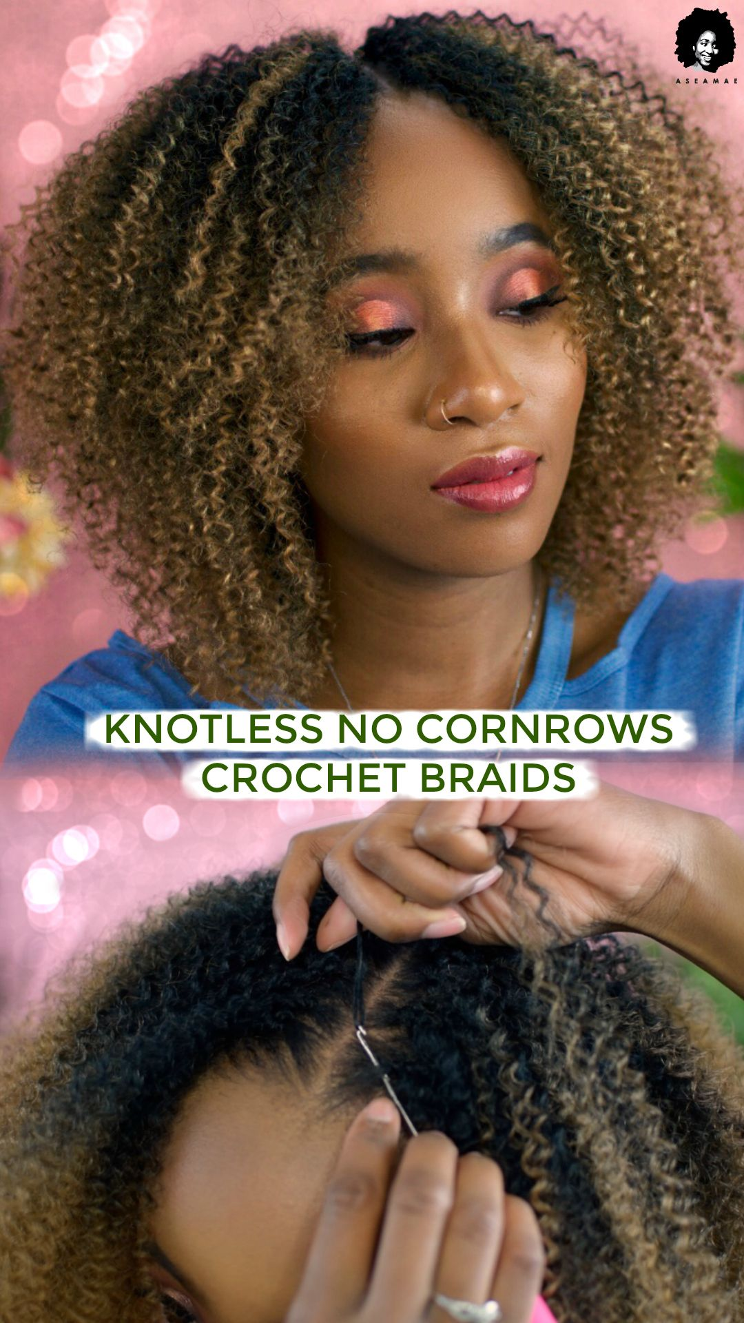 pin on crochet braids and protective styles for women of color