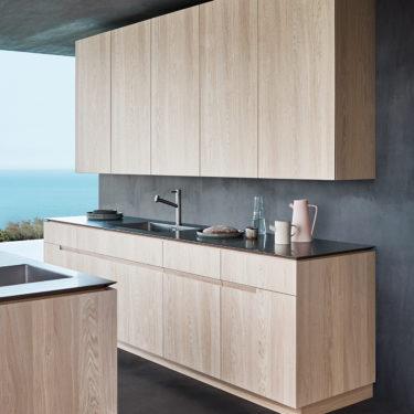 Best Cesar Nelle Kitchen Natural Wood Kitchen Cabinet Styles 400 x 300