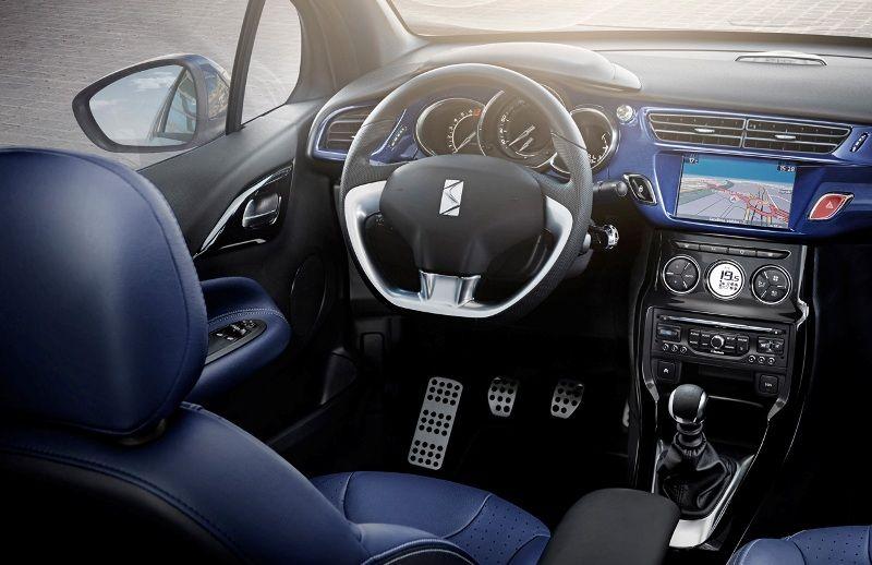 Interior 2014 Citroen Ds3 Cabrio Citroen Ds3 Citroen Citroen Ds
